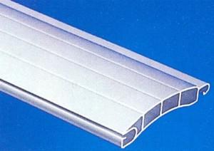 Plastová lamela předokenních rolet